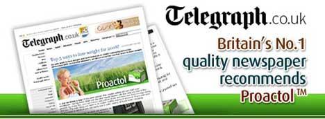 Proactol in the newspaper