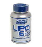 Lipo 6 fat Burner Slimming Pills Review