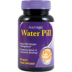 Water Pill for water retention