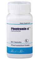 Phentramin -d appetite suppressant