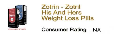 Zotrin - Zotril Diet Pills