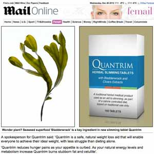 Quantrim slimming pills