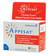 Appesat natural slimming pill