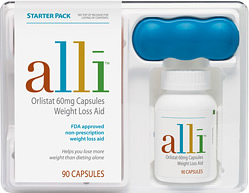 Alli the new wonder over the counter slimming pill
