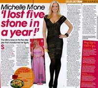 TrimSecrets in Now Diet Magazine