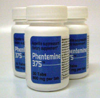 Phentermine Slimming Pills