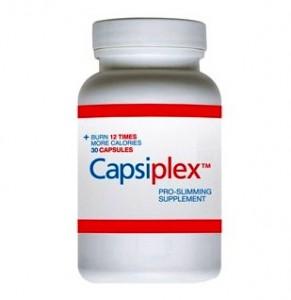 Capsiplex website